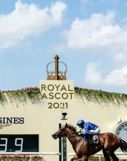World-class jockeys gather at Royal Ascot for five days of enthralling races timed by Longines