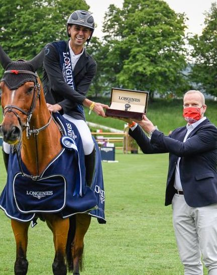 Four days of captivating competitions and exceptional performances for  the Longines CSIO St.Gallen