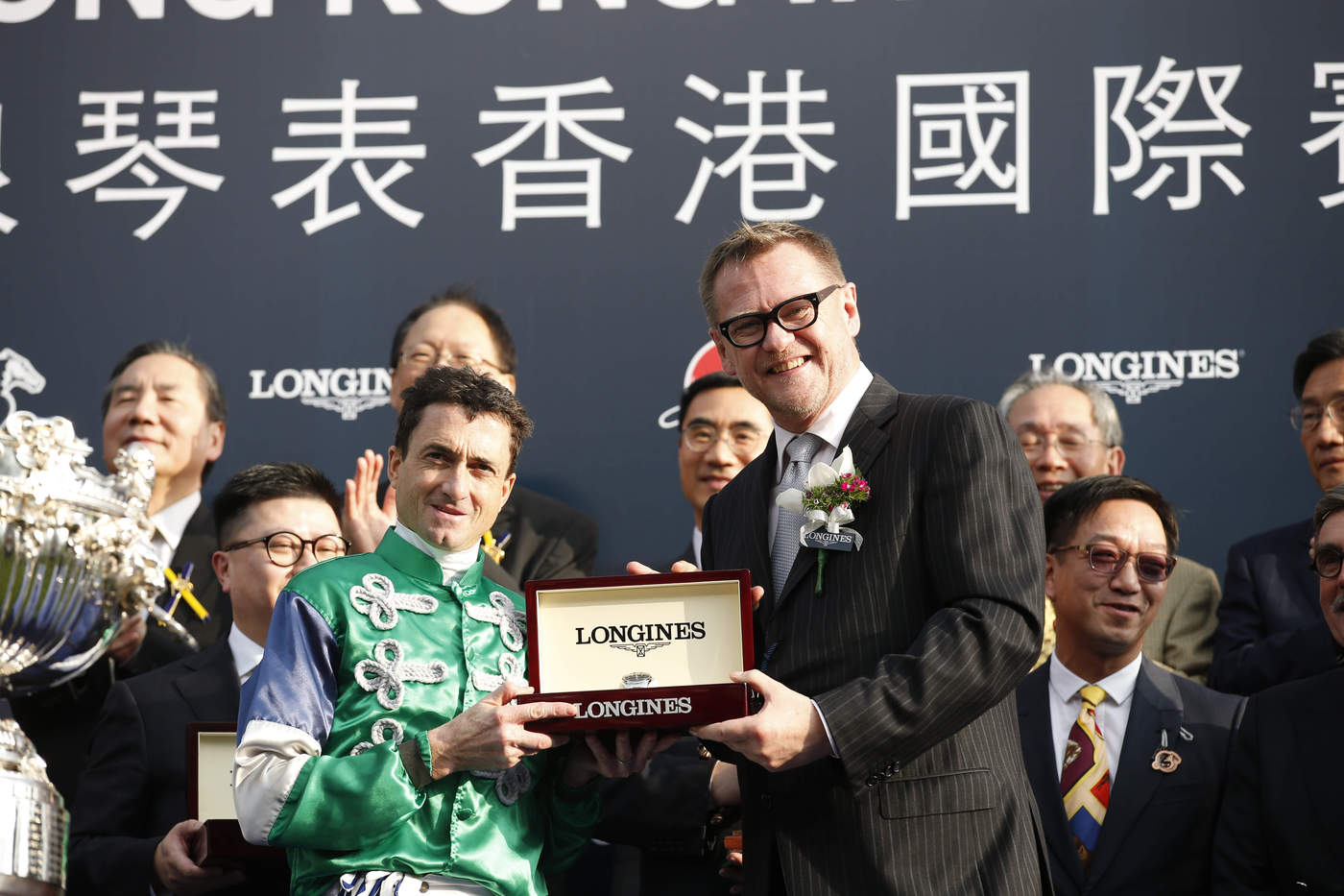 Longines Flat Racing Event: Longines Hong Kong International Races 13