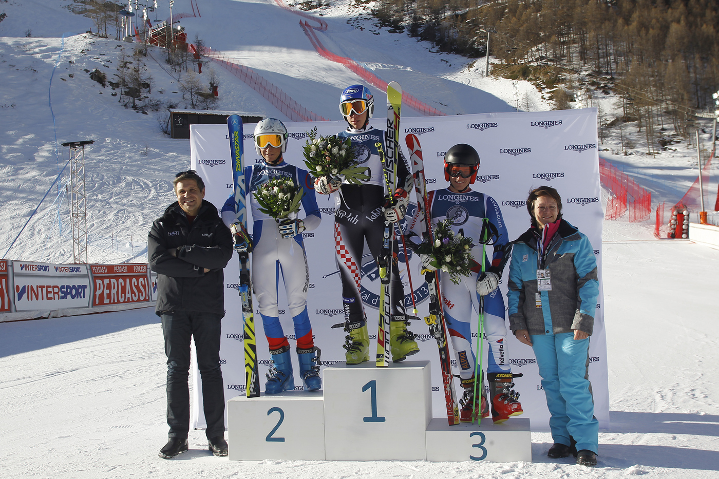 Longines Alpine Skiing Event: The Longines Future Ski Champion 2013 2