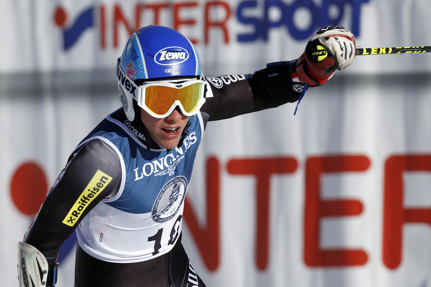 Longines Alpine Skiing Event: The Longines Future Ski Champion 2013 5