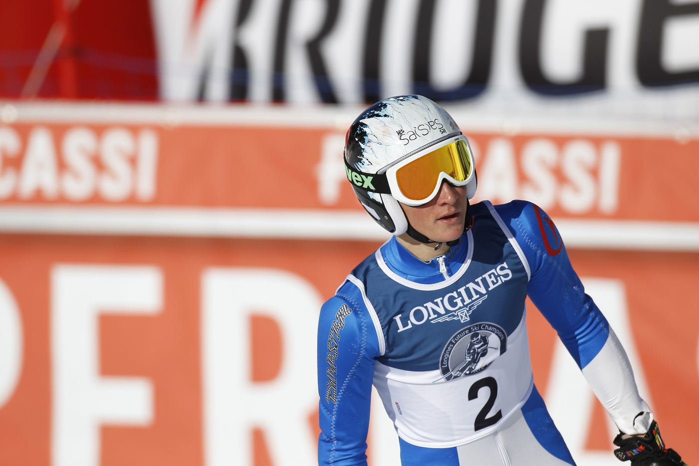 Longines Alpine Skiing Event: The Longines Future Ski Champion 2013 7