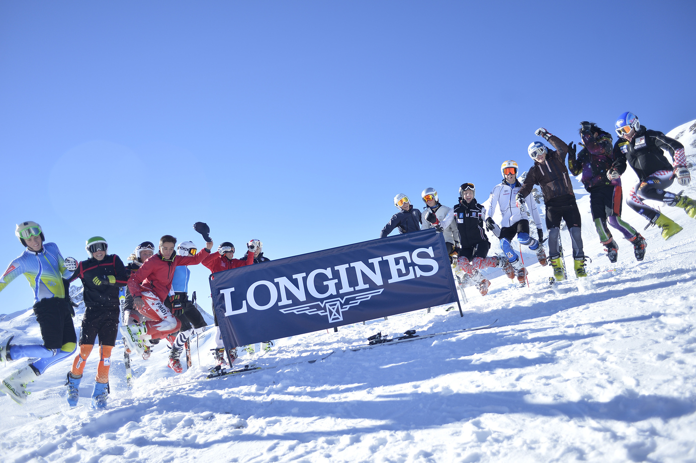 Longines Alpine Skiing Event: The Longines Future Ski Champion 2013 12