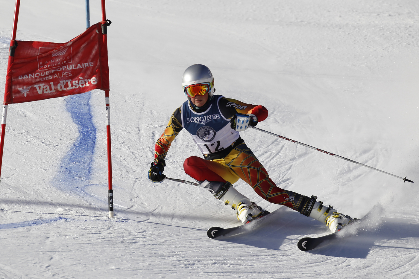 Longines Alpine Skiing Event: The Longines Future Ski Champion 2013 15