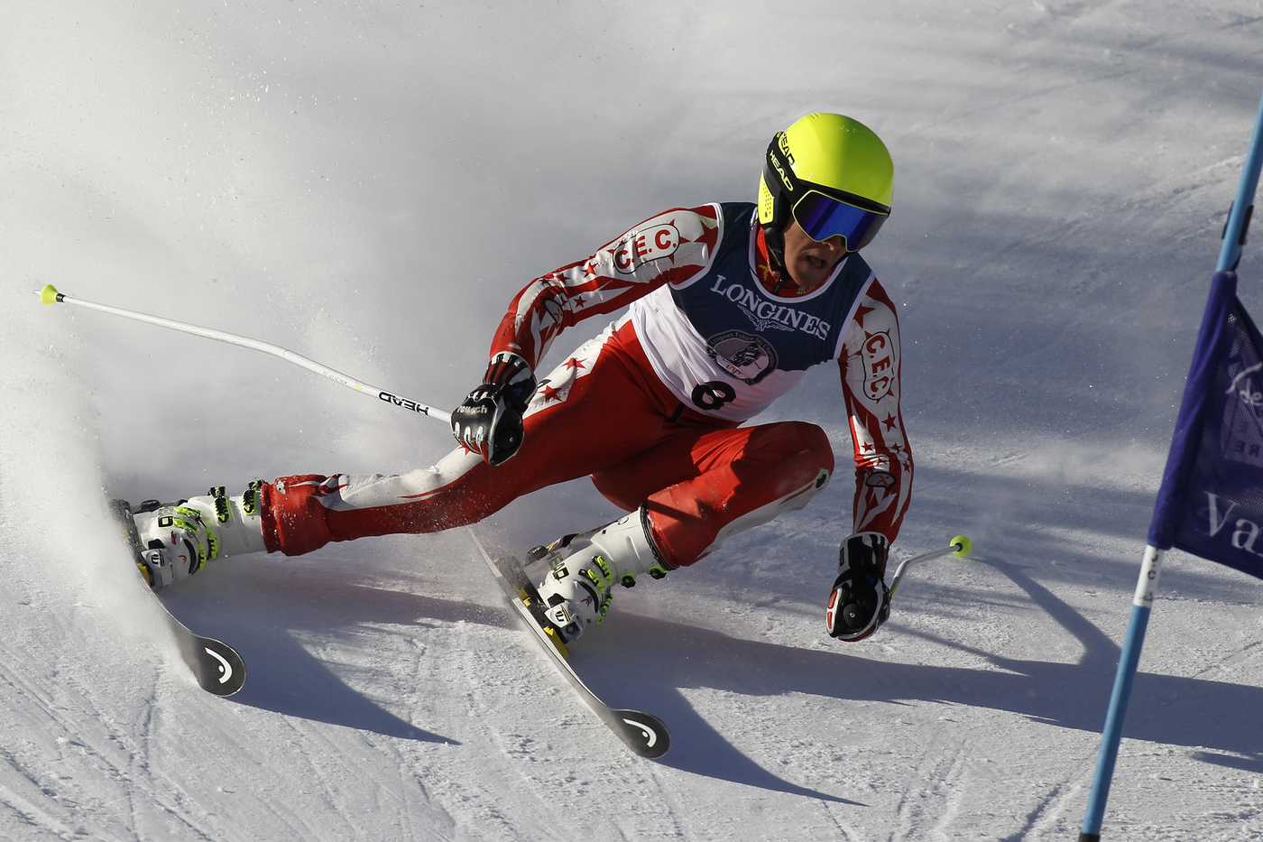 Longines Alpine Skiing Event: The Longines Future Ski Champion 2013 16