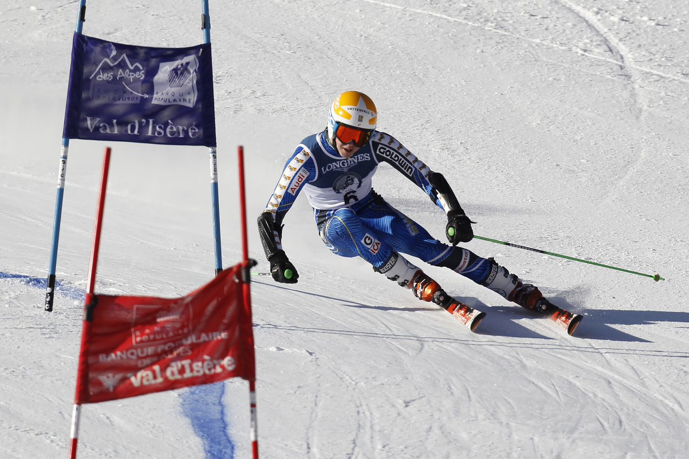Longines Alpine Skiing Event: The Longines Future Ski Champion 2013 18
