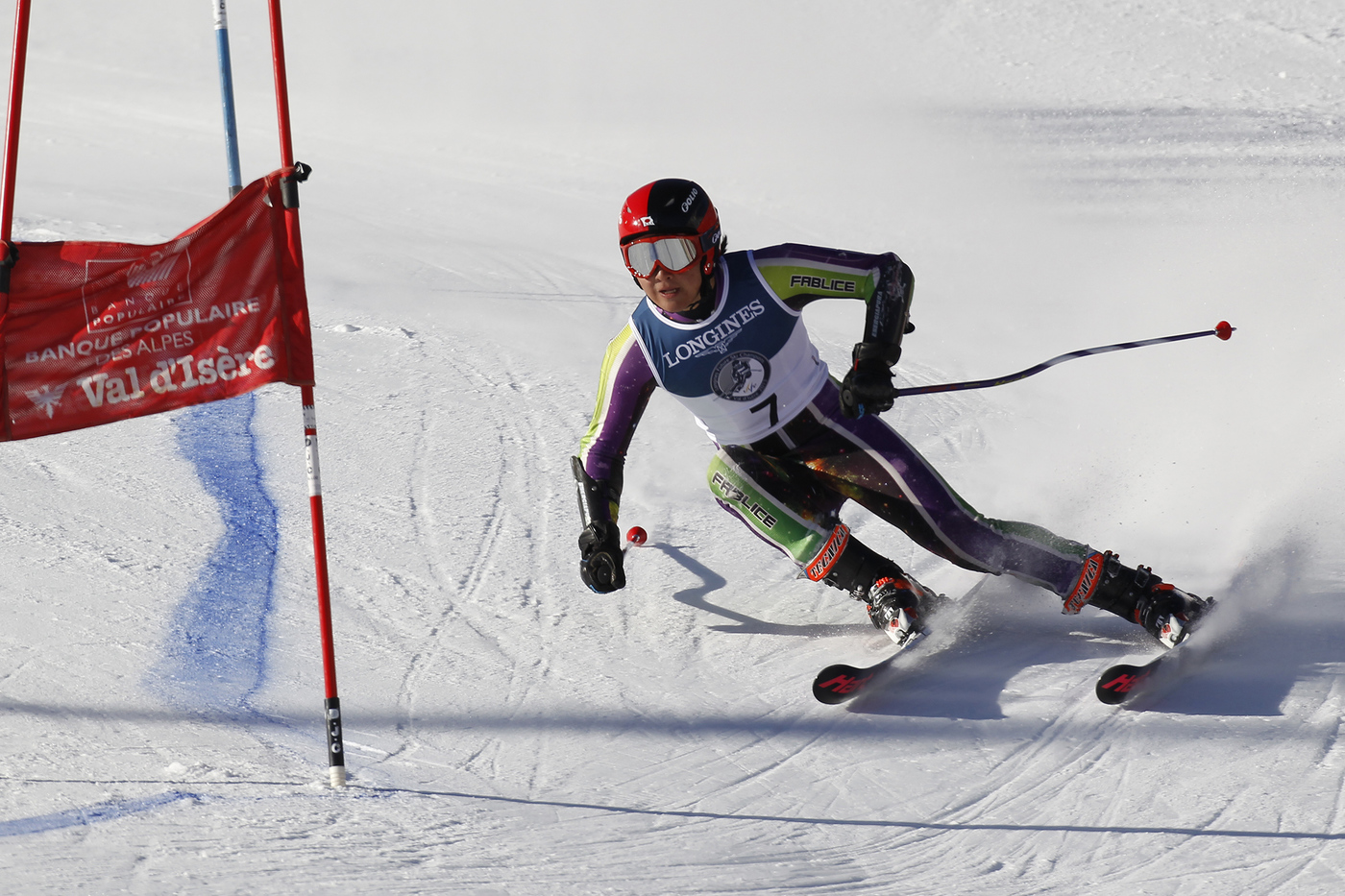 Longines Alpine Skiing Event: The Longines Future Ski Champion 2013 23