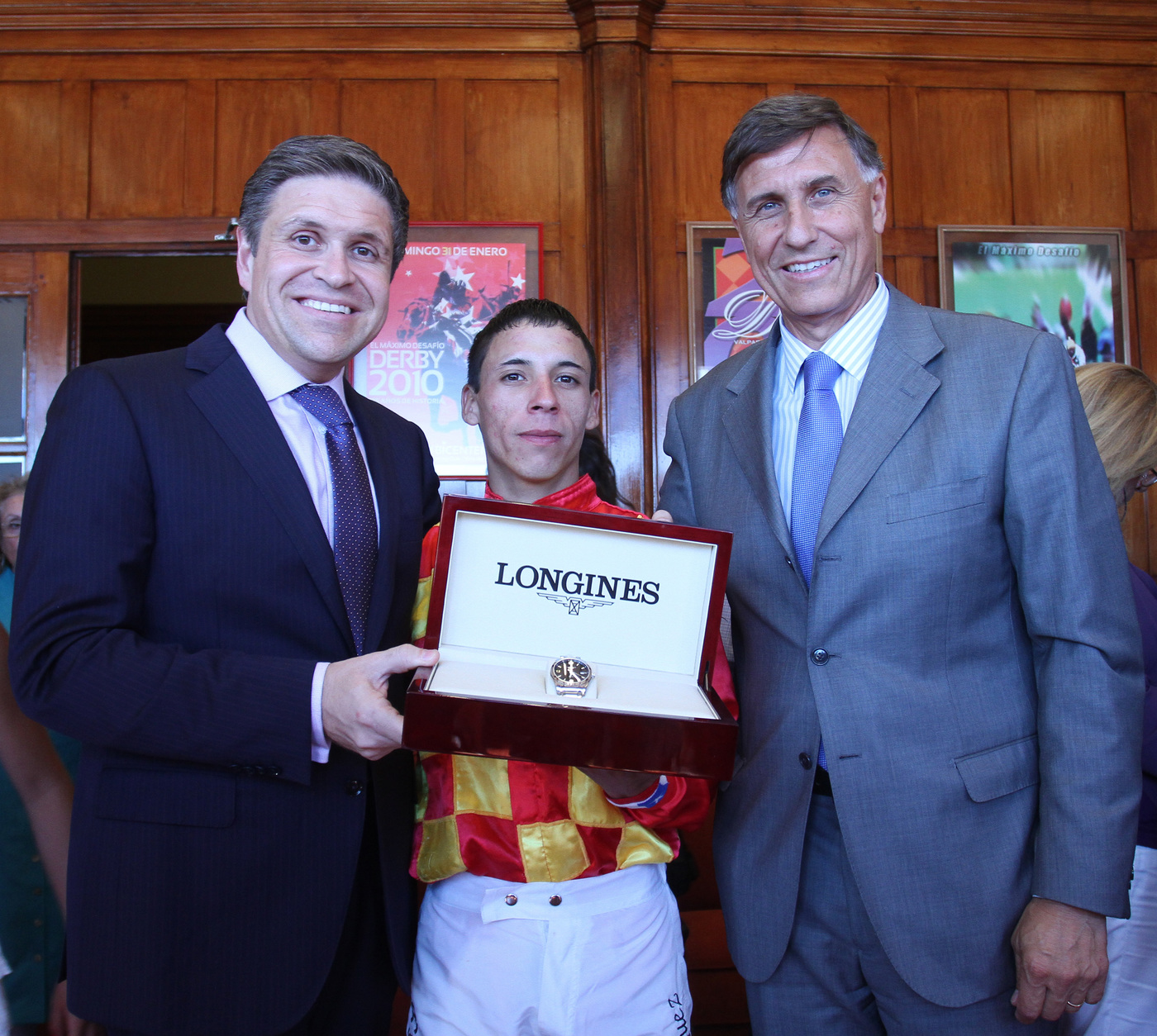 Longines Flat Racing Event: Longines becomes the Official Partner of OSAF and of the Longines Gran Premio Latinoamericano 4