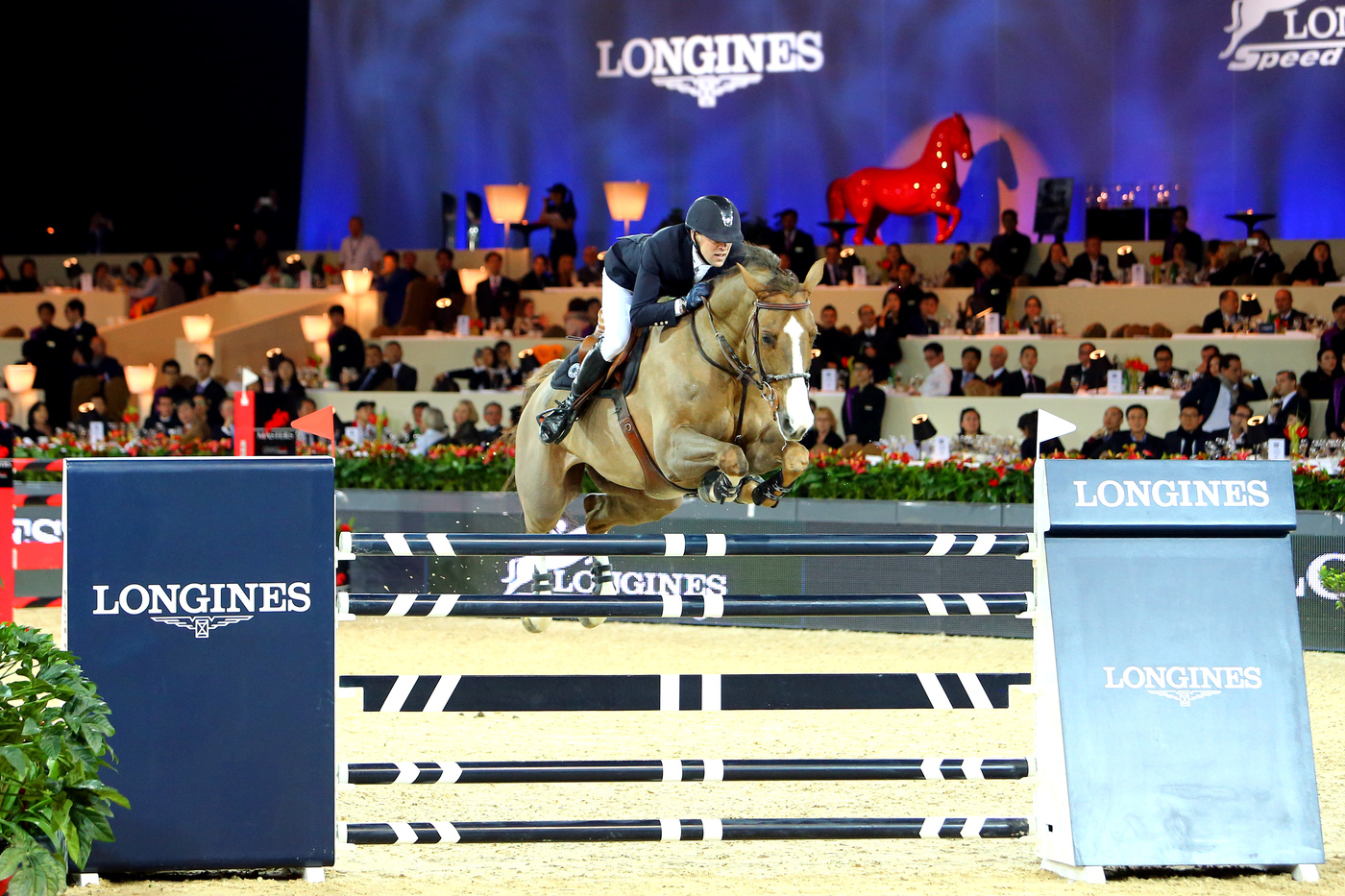 Longines Show Jumping Event: Brilliant moments at the Longines Hong Kong Masters 2014 2