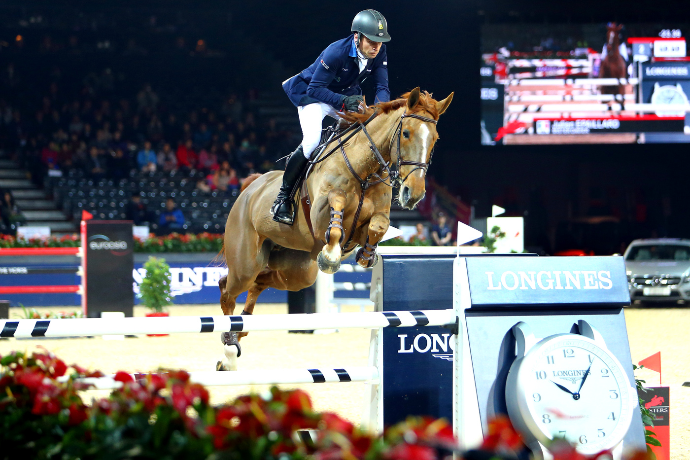 Longines Show Jumping Event: Brilliant moments at the Longines Hong Kong Masters 2014 3