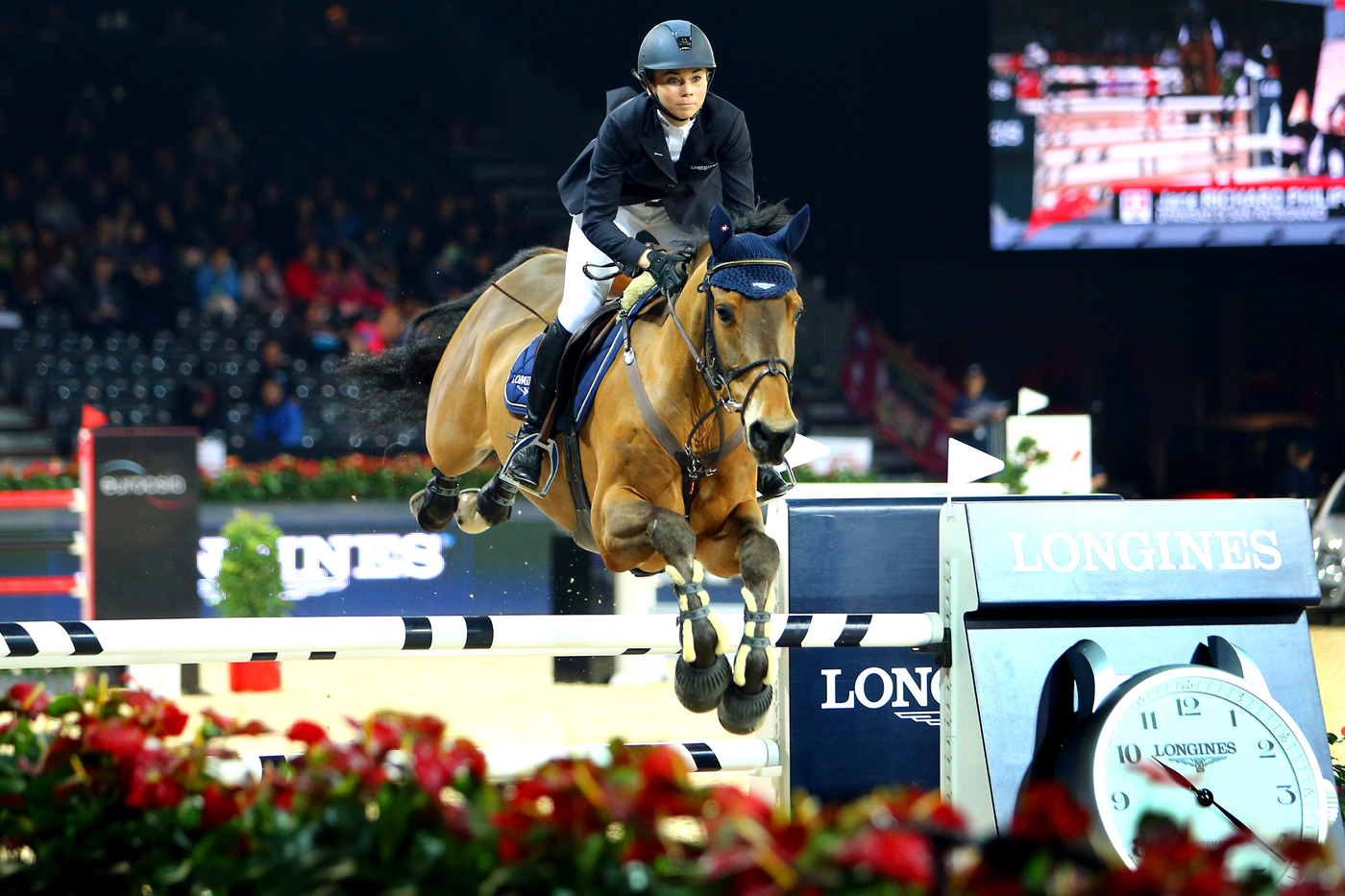 Longines Show Jumping Event: Brilliant moments at the Longines Hong Kong Masters 2014 6