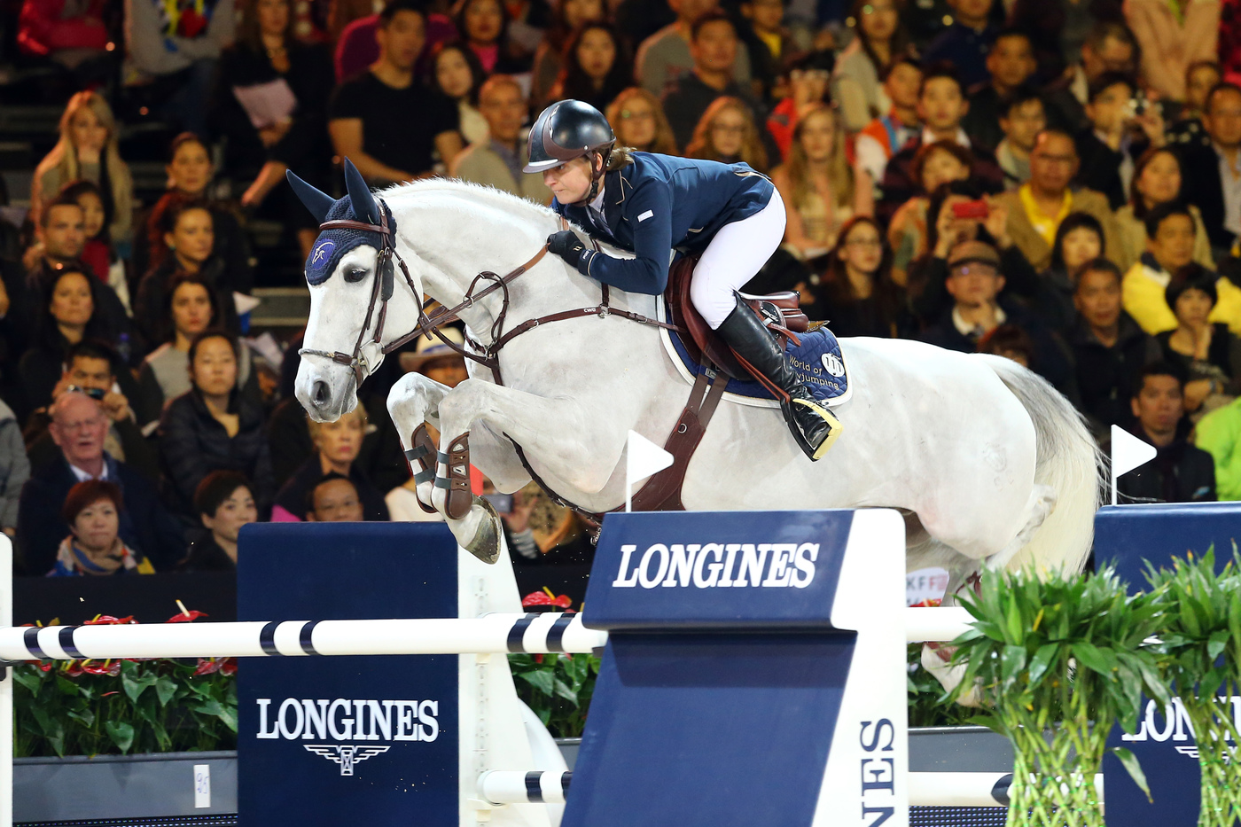 Longines Show Jumping Event: Brilliant moments at the Longines Hong Kong Masters 2014 11