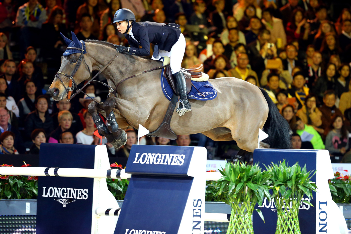 Longines Show Jumping Event: Brilliant moments at the Longines Hong Kong Masters 2014 16