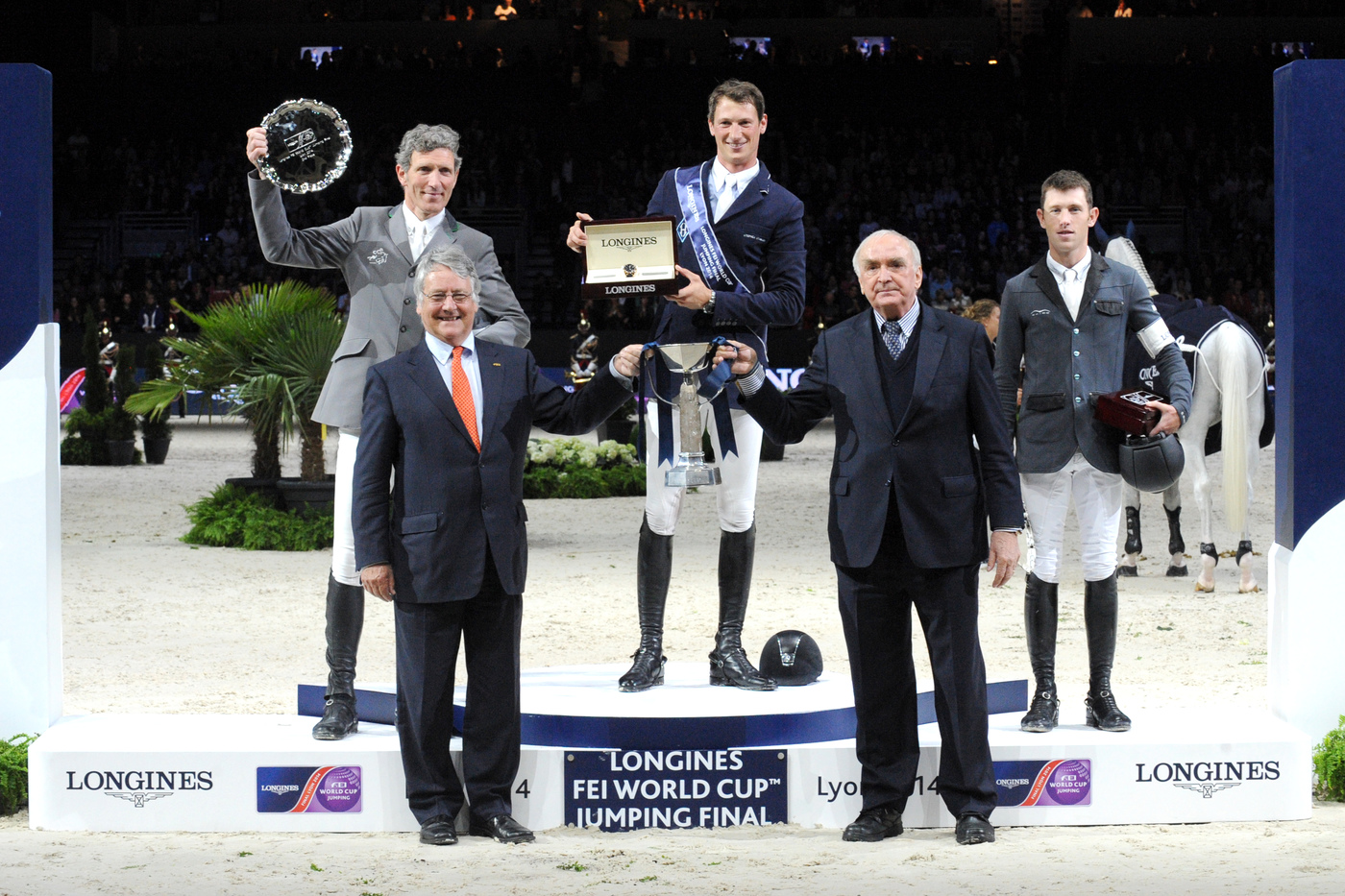 Longines Show Jumping Event: The Longines FEI World Cup™ Jumping Final: a perfect end to the series 1