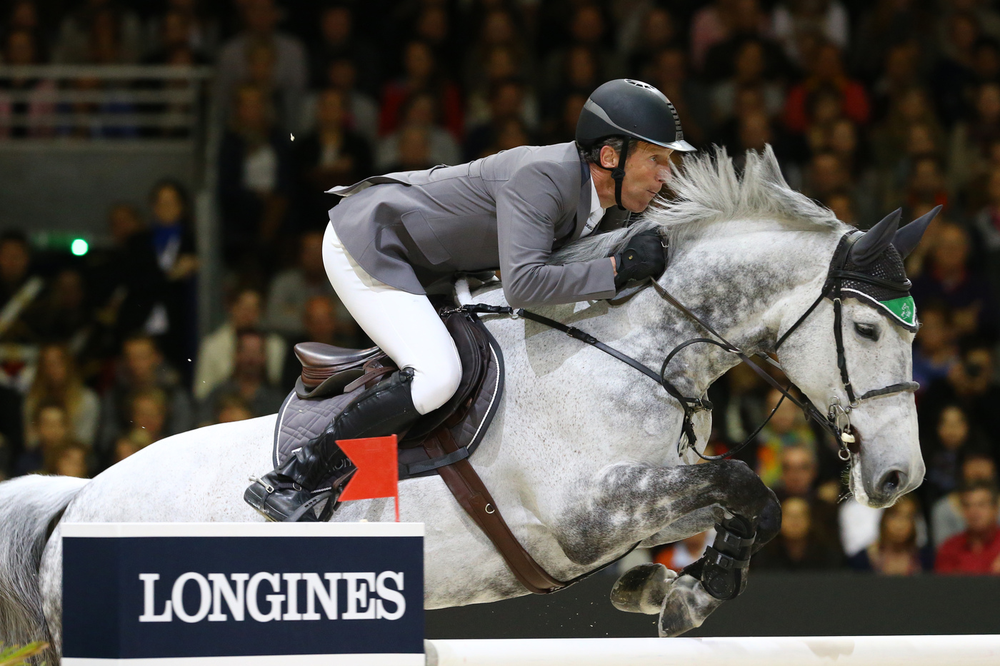 Longines Show Jumping Event: The Longines FEI World Cup™ Jumping Final: a perfect end to the series 4