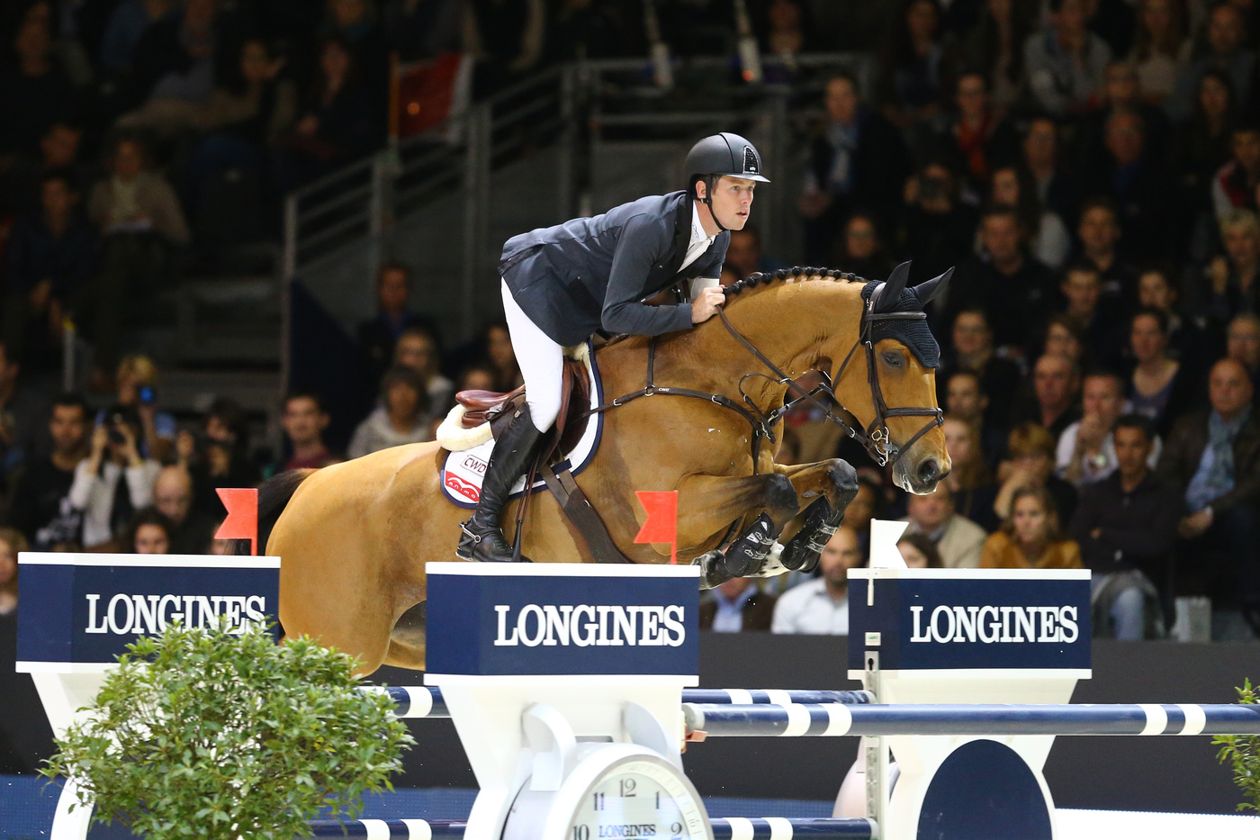 Longines Show Jumping Event: The Longines FEI World Cup™ Jumping Final: a perfect end to the series 5