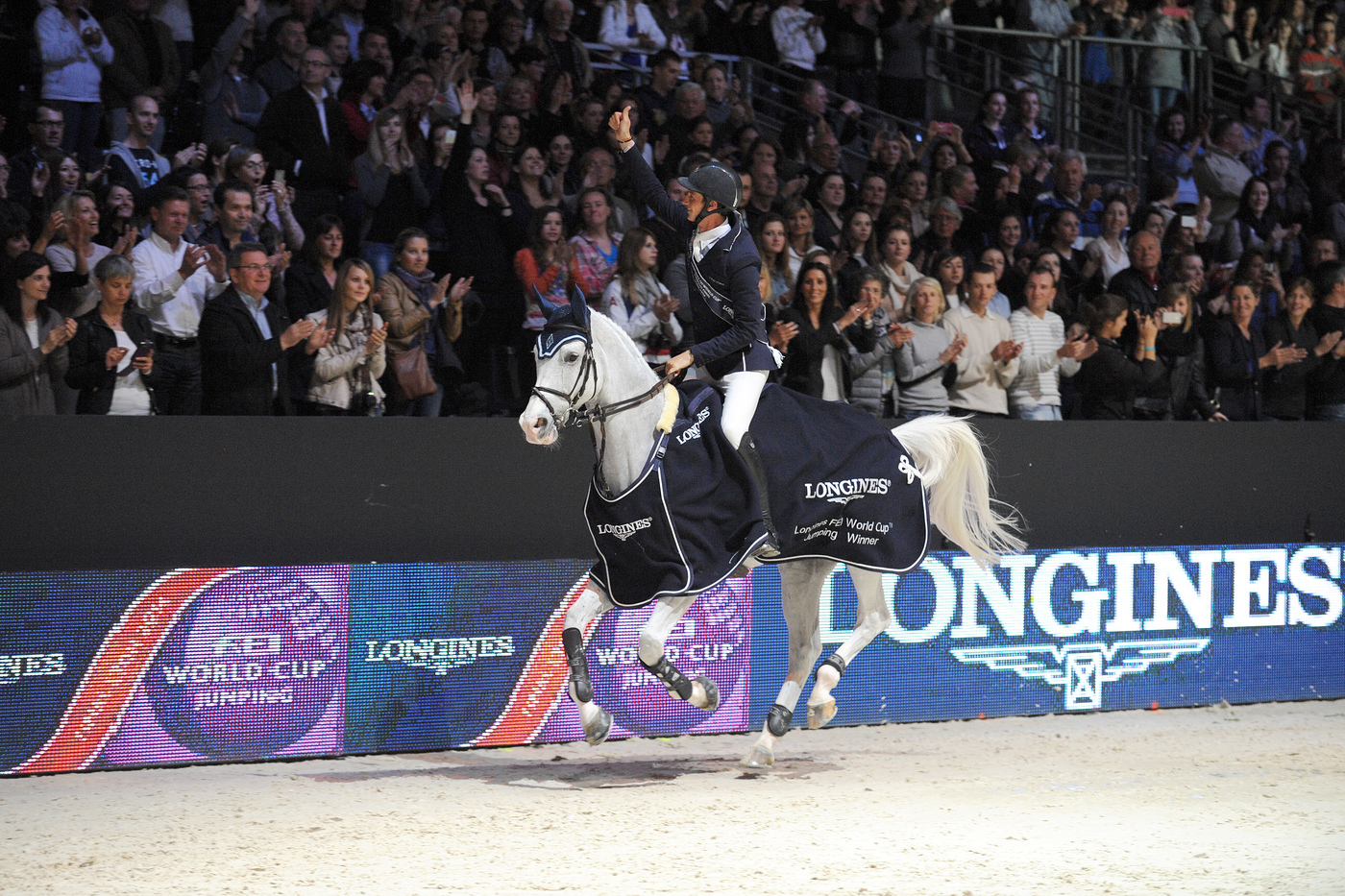 Longines Show Jumping Event: The Longines FEI World Cup™ Jumping Final: a perfect end to the series 6