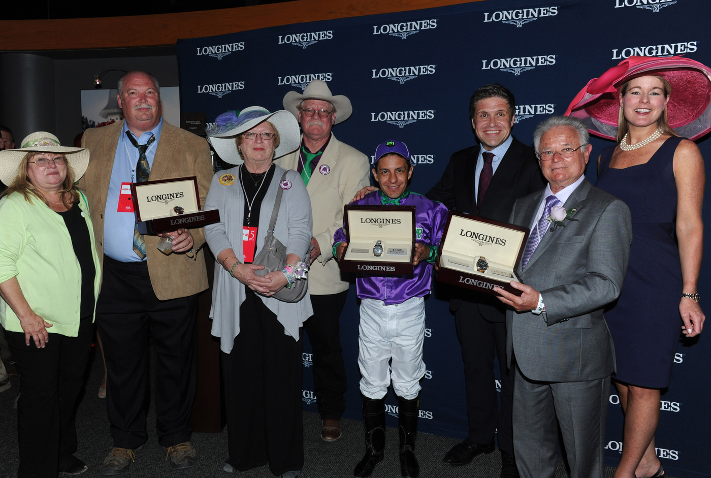Longines Flat Racing Event: California Chrome wins the 140 Kentucky Derby 3
