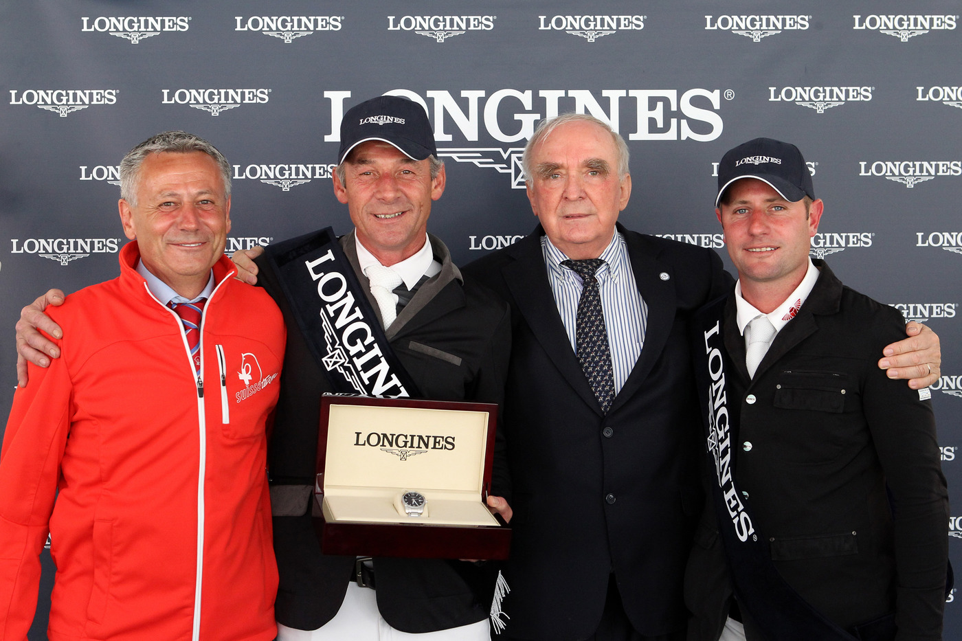 "Longines Show Jumping Event: Excellent results for Switzerland at the ""Longines Grand Prix der Schweiz""  in St. Gallen 6"
