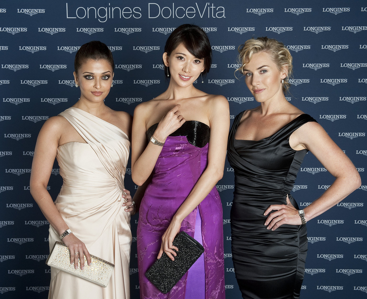 Longines Corporate Event: Kate Winslet, Aishwarya Rai Bachchan and Chi Ling Lin reveal the new additions to the Longines DolceVita collection 11