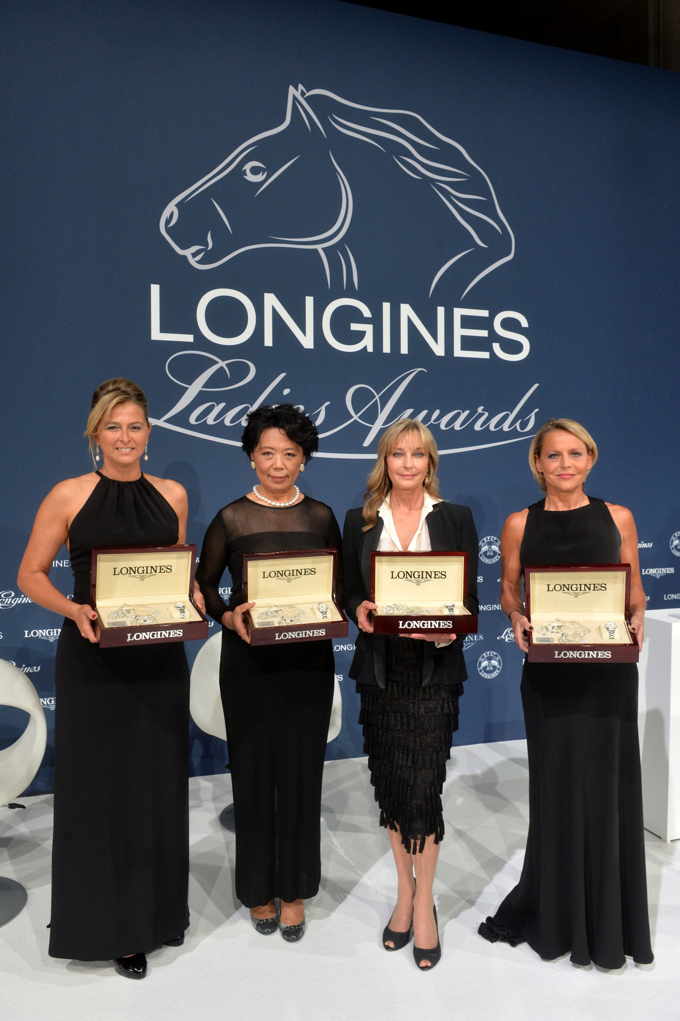Longines Flat Racing Event: Longines Ladies Awards 2014 – Passion and elegance rewarded 8