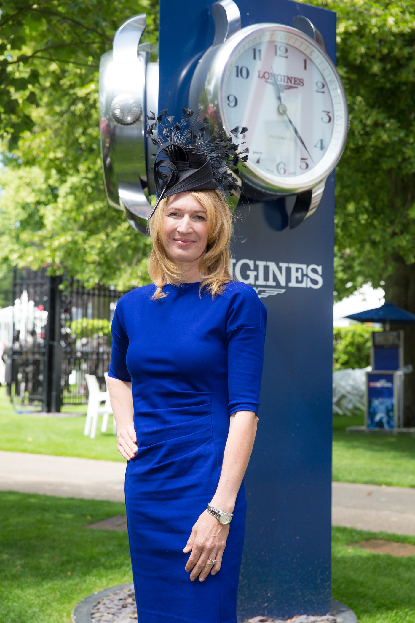 Longines Flat Racing Event: Tennis Legend Stefanie Graf joins Longines at Royal Ascot for an English Day at the Races 3