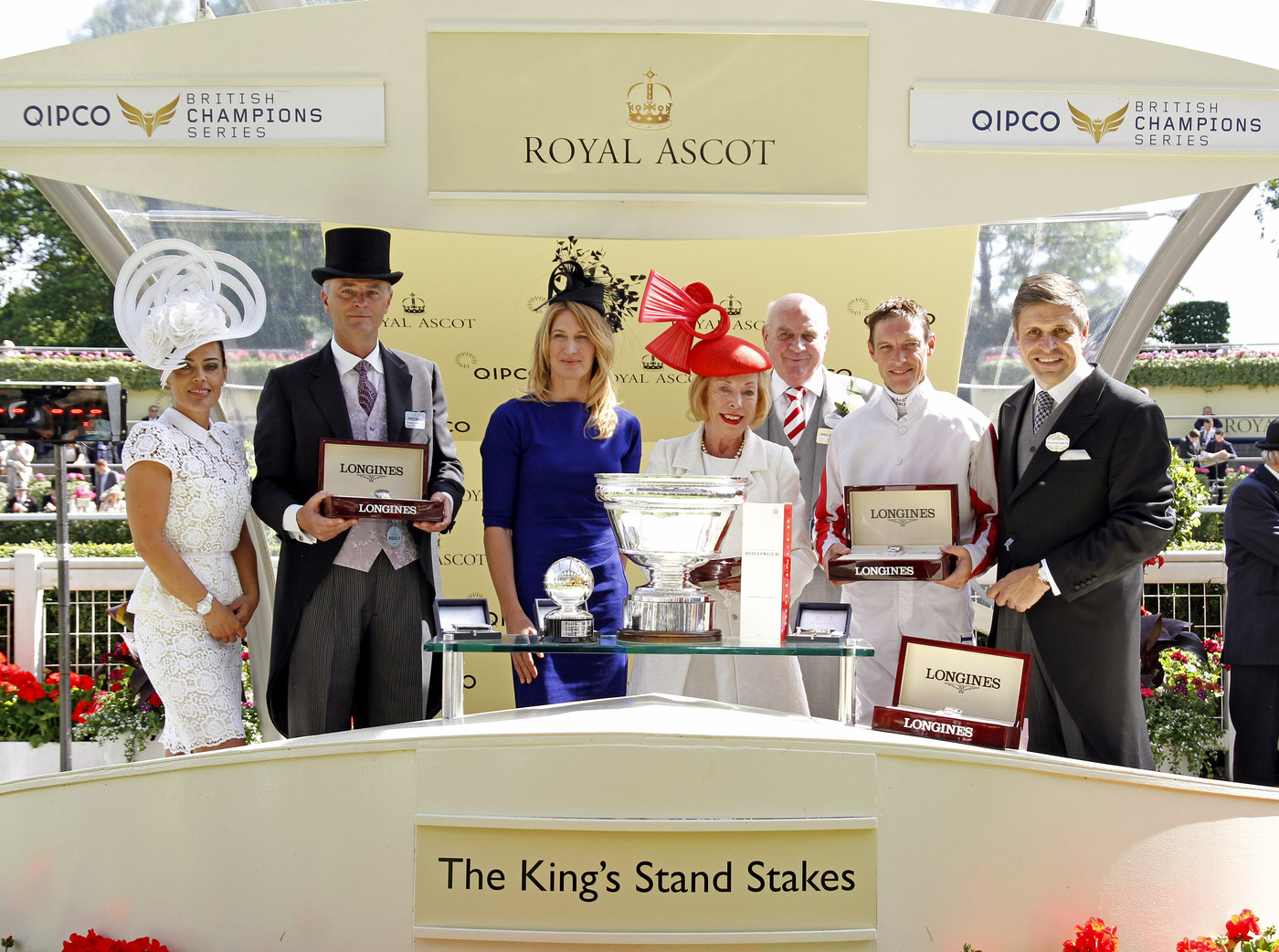 Longines Flat Racing Event: Tennis Legend Stefanie Graf joins Longines at Royal Ascot for an English Day at the Races 5
