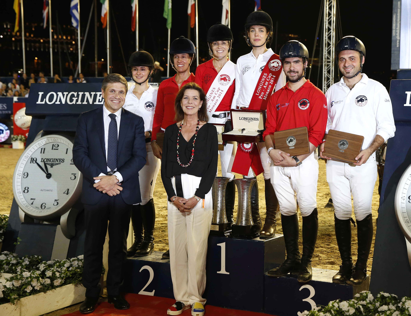 Longines Show Jumping Event: The Longines Global Champions Tour of Monaco: where elegance and performance meet 3