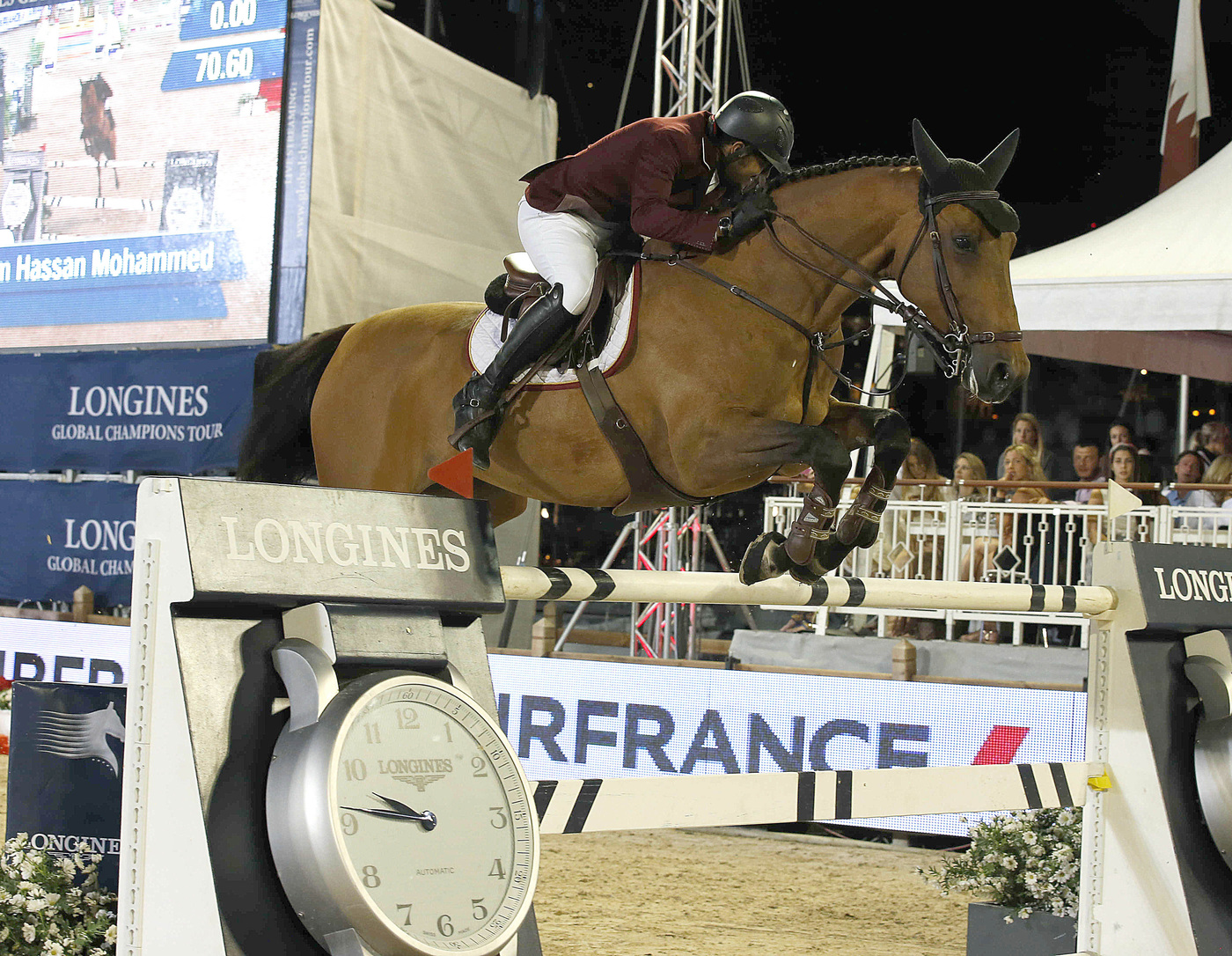 Longines Show Jumping Event: The Longines Global Champions Tour of Monaco: where elegance and performance meet 4