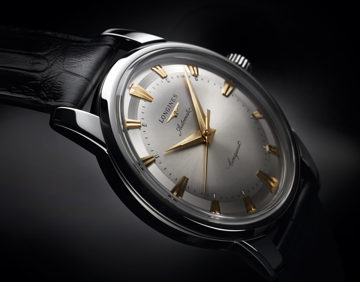 Longines Conquest Heritage 1954-2014 Watch 5