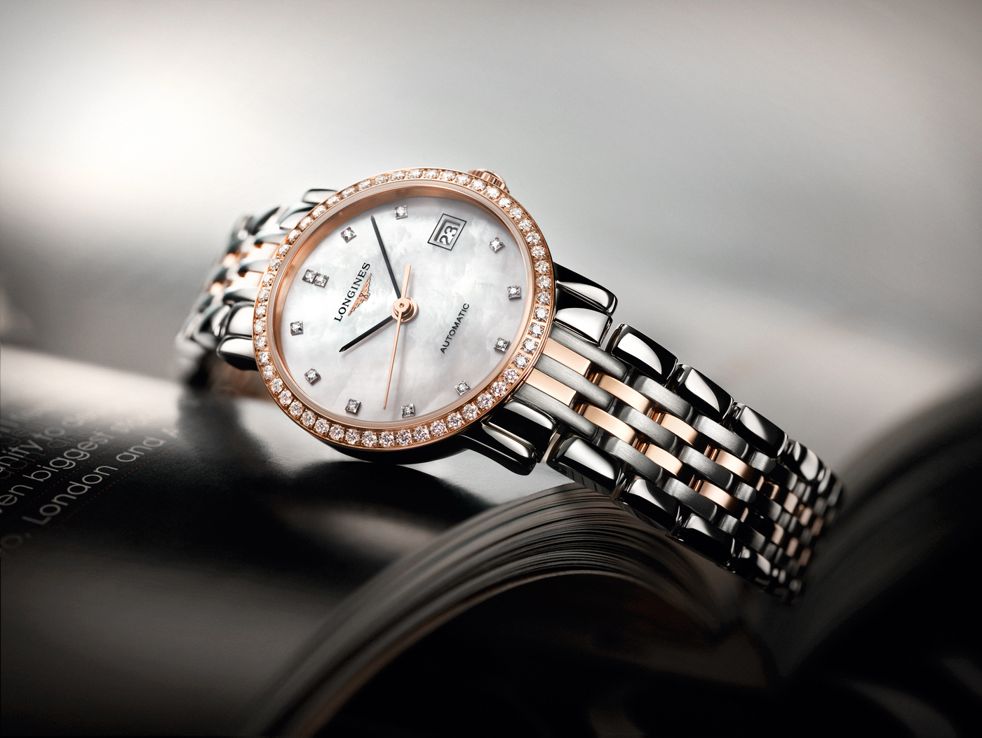 Longines Longines Elegant Collection Watch 7