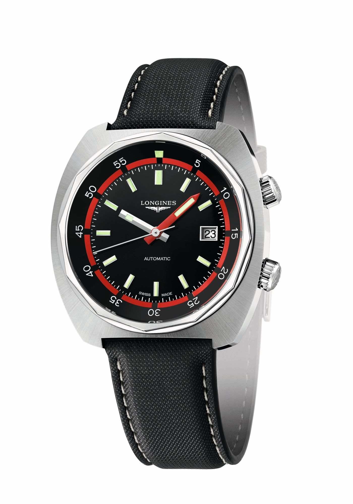 Longines The Longines Heritage Diver Watch 1