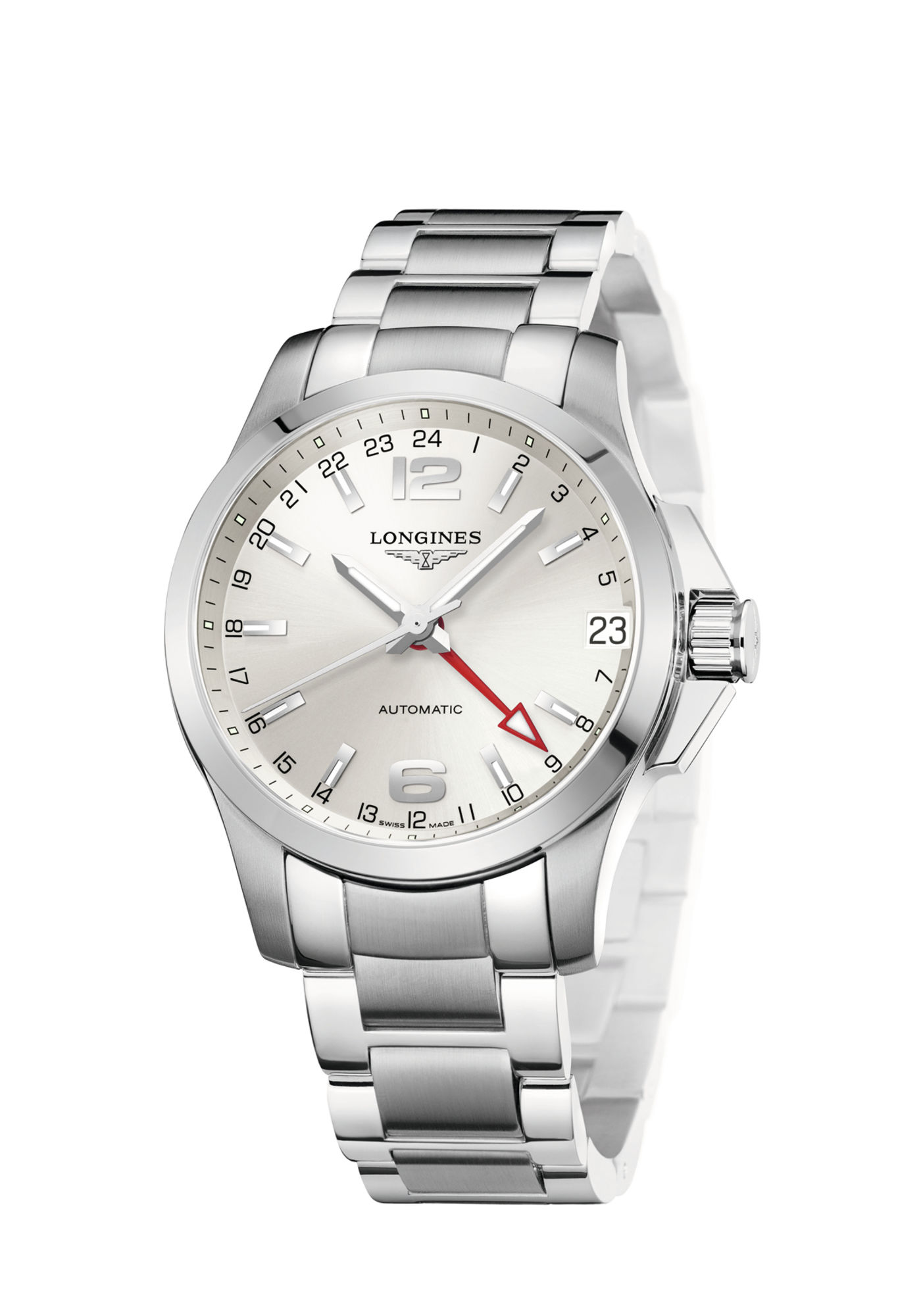 Longines Conquest 24 hours Watch 3