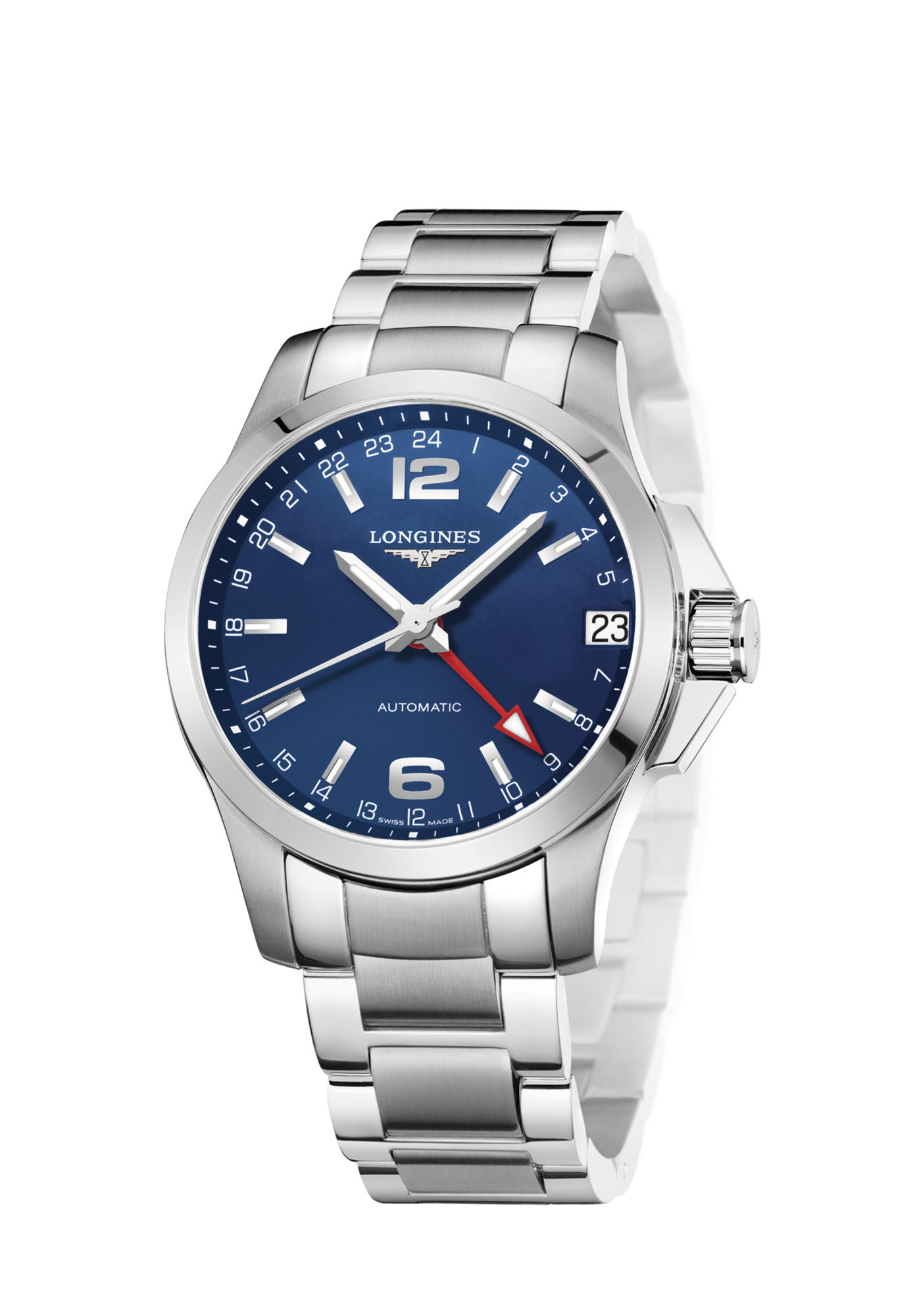 Longines Conquest 24 hours Watch 4