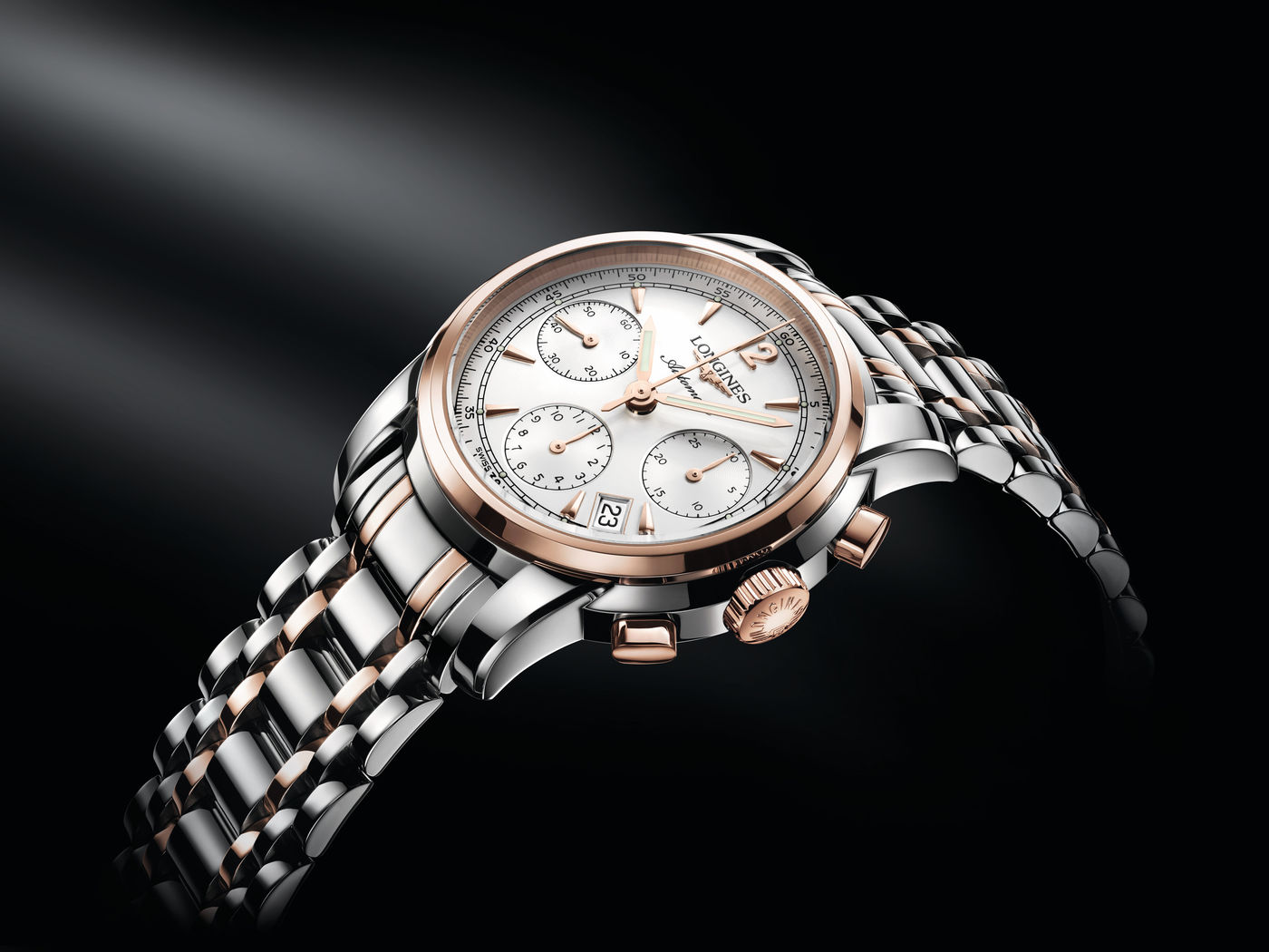 Longines The Longines Saint-Imier Collection Watch 7