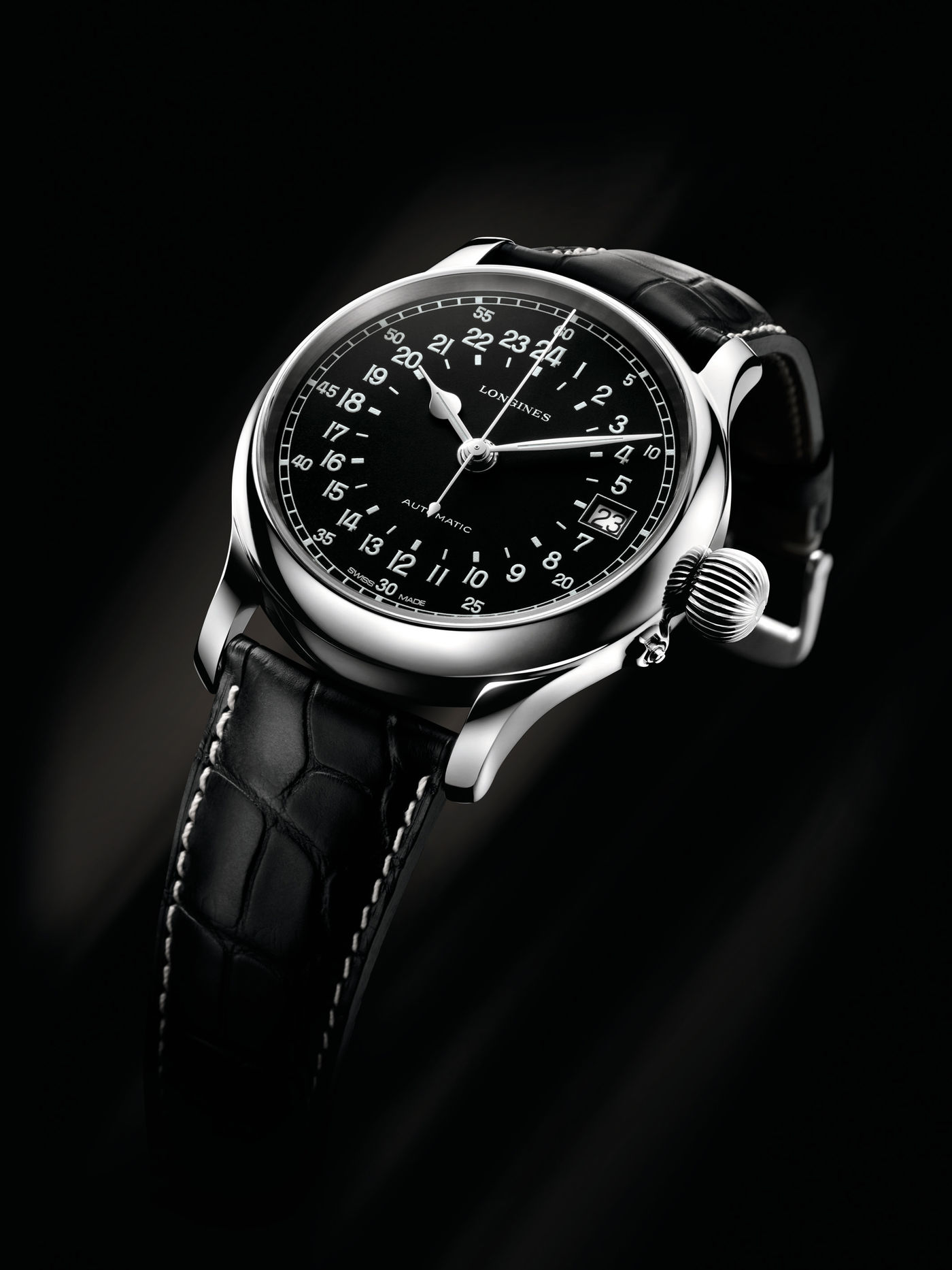 Longines Longines Twenty-Four Hours Watch 2