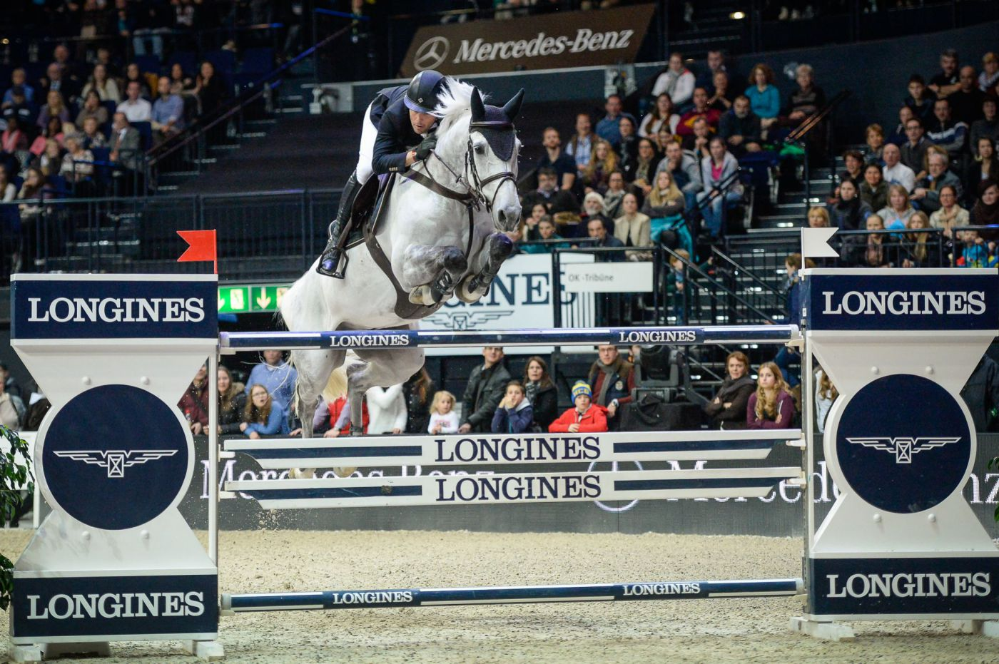 Longines Show Jumping Event: Sergio Alvarez Moya (ESP) wins the Swiss leg of the Longines FEI World Cup™ in Zurich 5