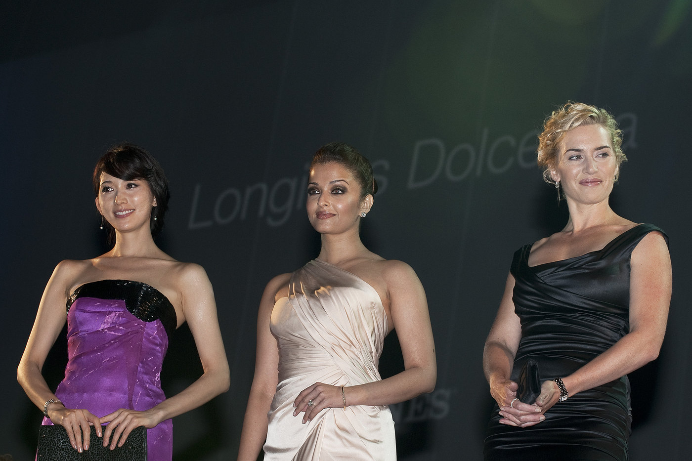 Longines Corporate Event: Kate Winslet, Aishwarya Rai Bachchan and Chi Ling Lin reveal the new additions to the Longines DolceVita collection 17