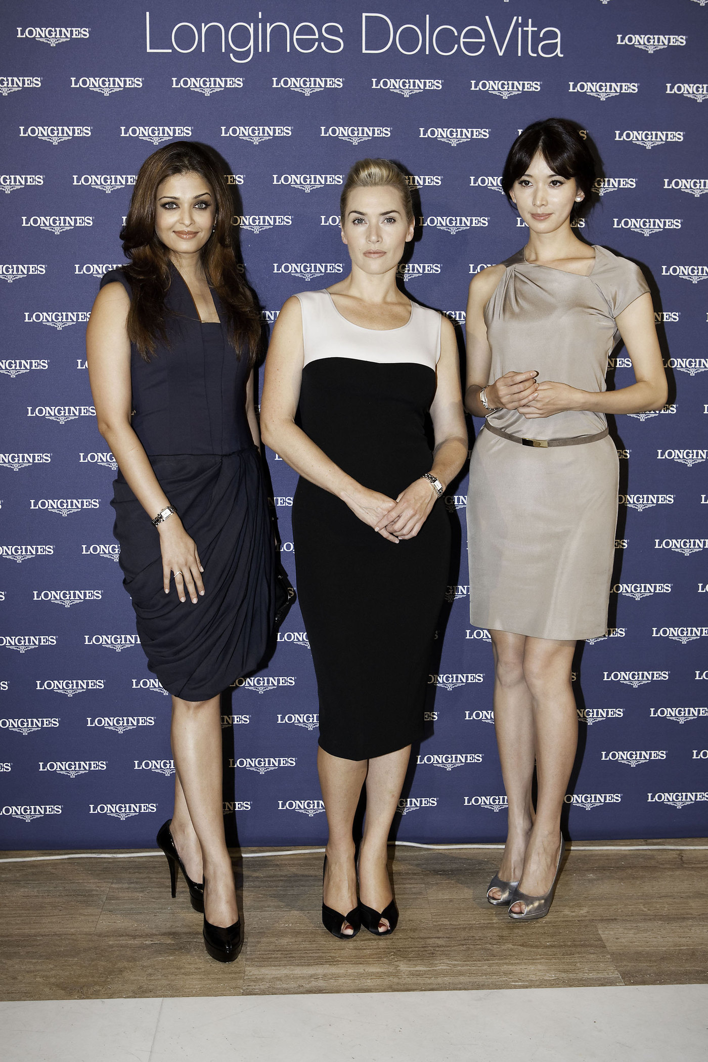 Longines Corporate Event: Kate Winslet, Aishwarya Rai Bachchan and Chi Ling Lin reveal the new additions to the Longines DolceVita collection 9