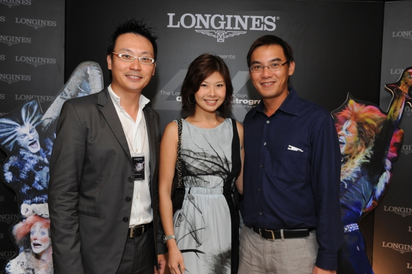 Longines Corporate Event: Longines Master Collection Retrograde, the official watch of CATS 5