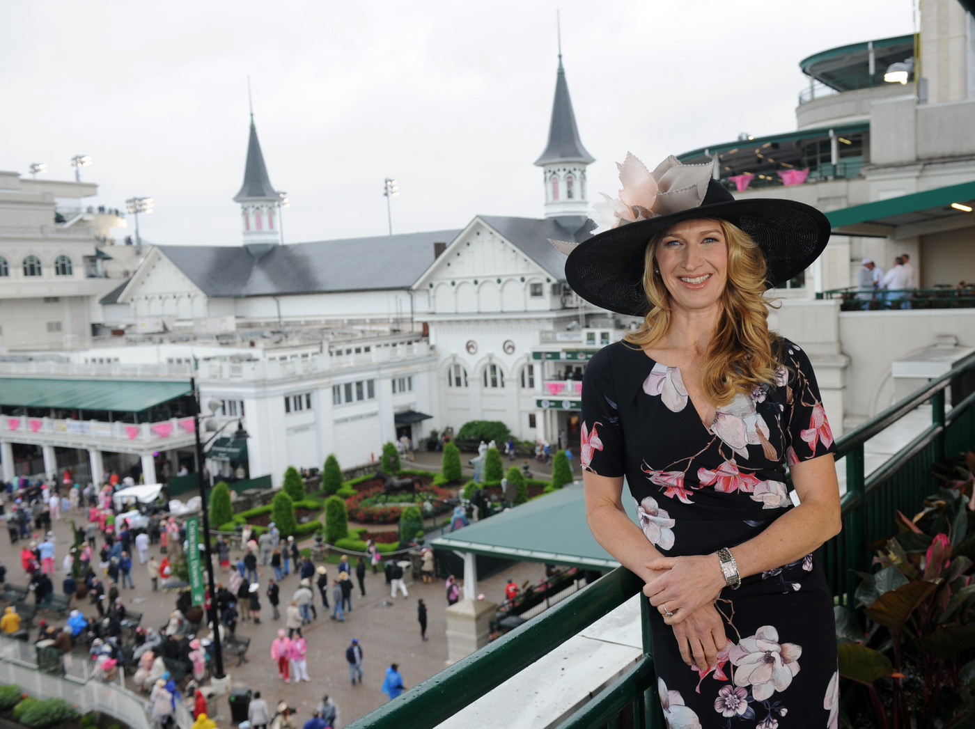 Longines Flat Racing Event: Elegance celebrated in grand style at the 143rd Longines Kentucky Oaks 1