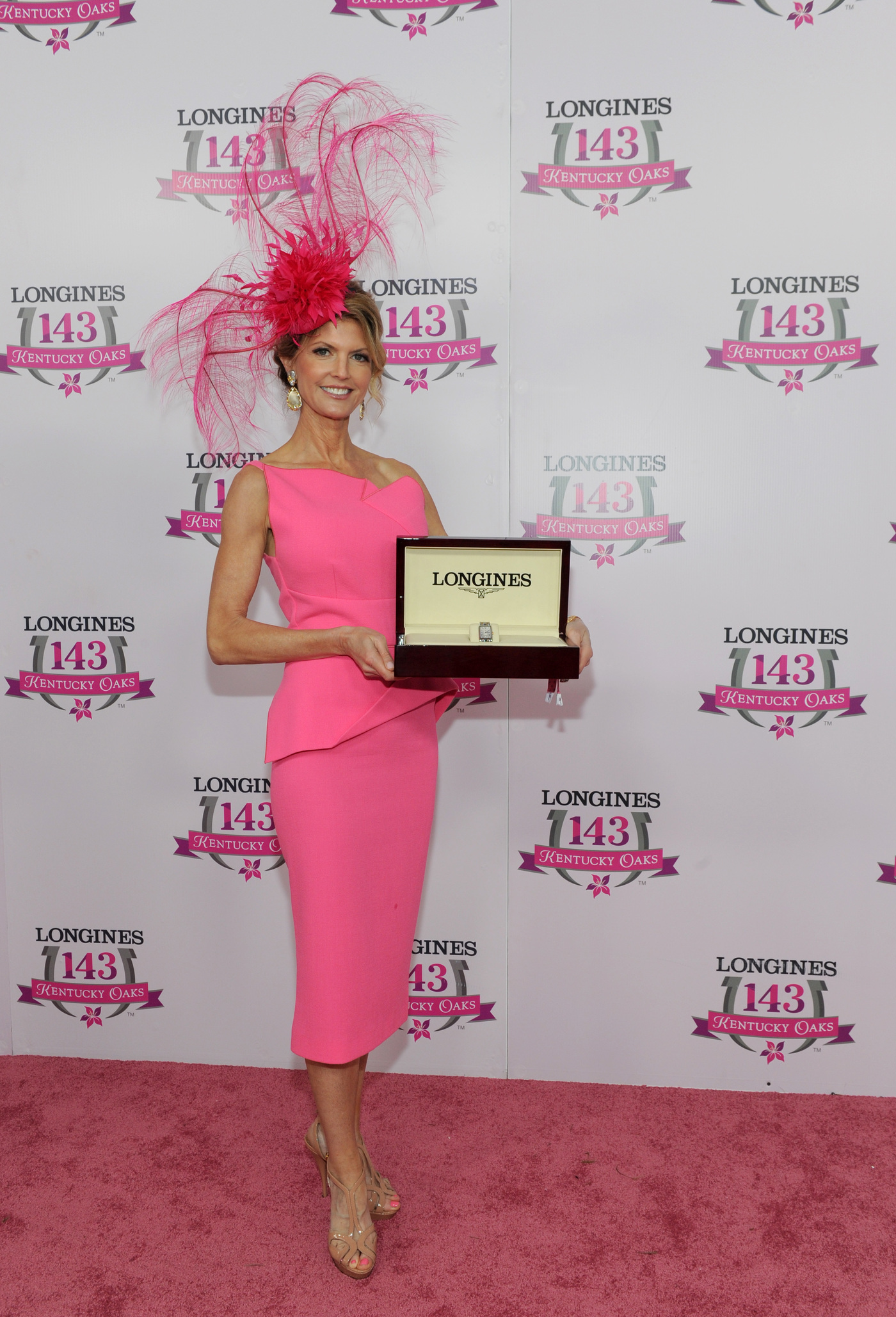 Longines Flat Racing Event: Elegance celebrated in grand style at the 143rd Longines Kentucky Oaks 8