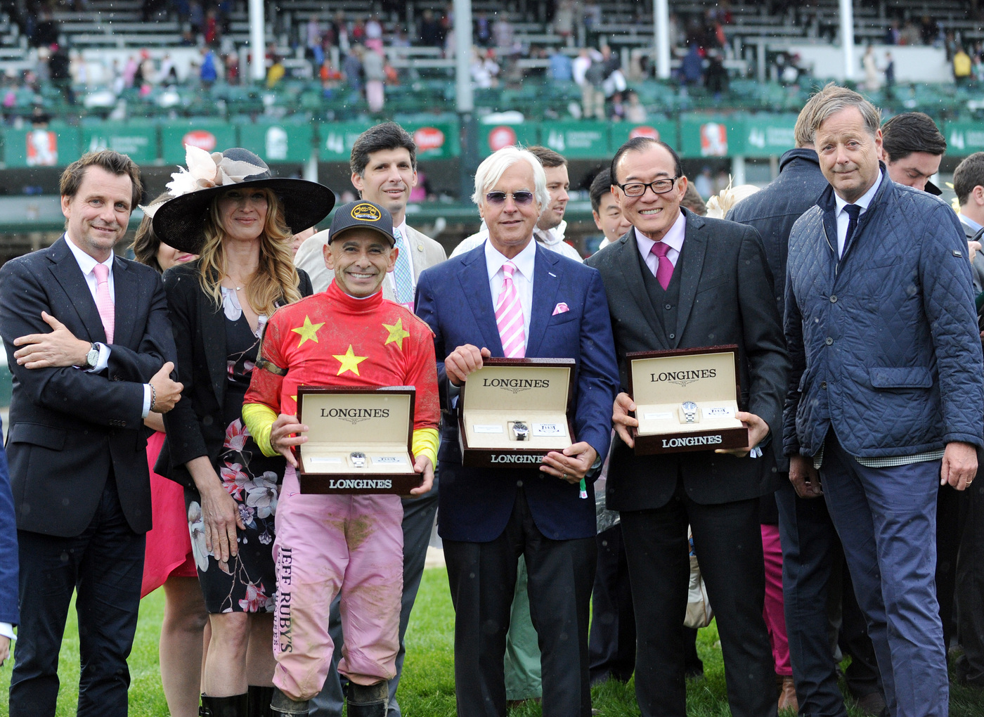 Longines Flat Racing Event: Elegance celebrated in grand style at the 143rd Longines Kentucky Oaks 9