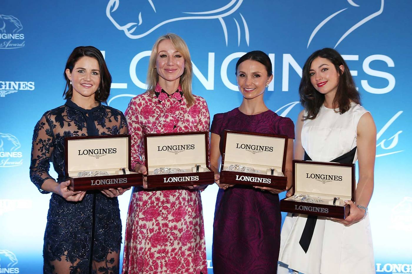 Longines Corporate Event: The Longines Ladies Awards Presented to Four Leading Women in the Equestrian World 7