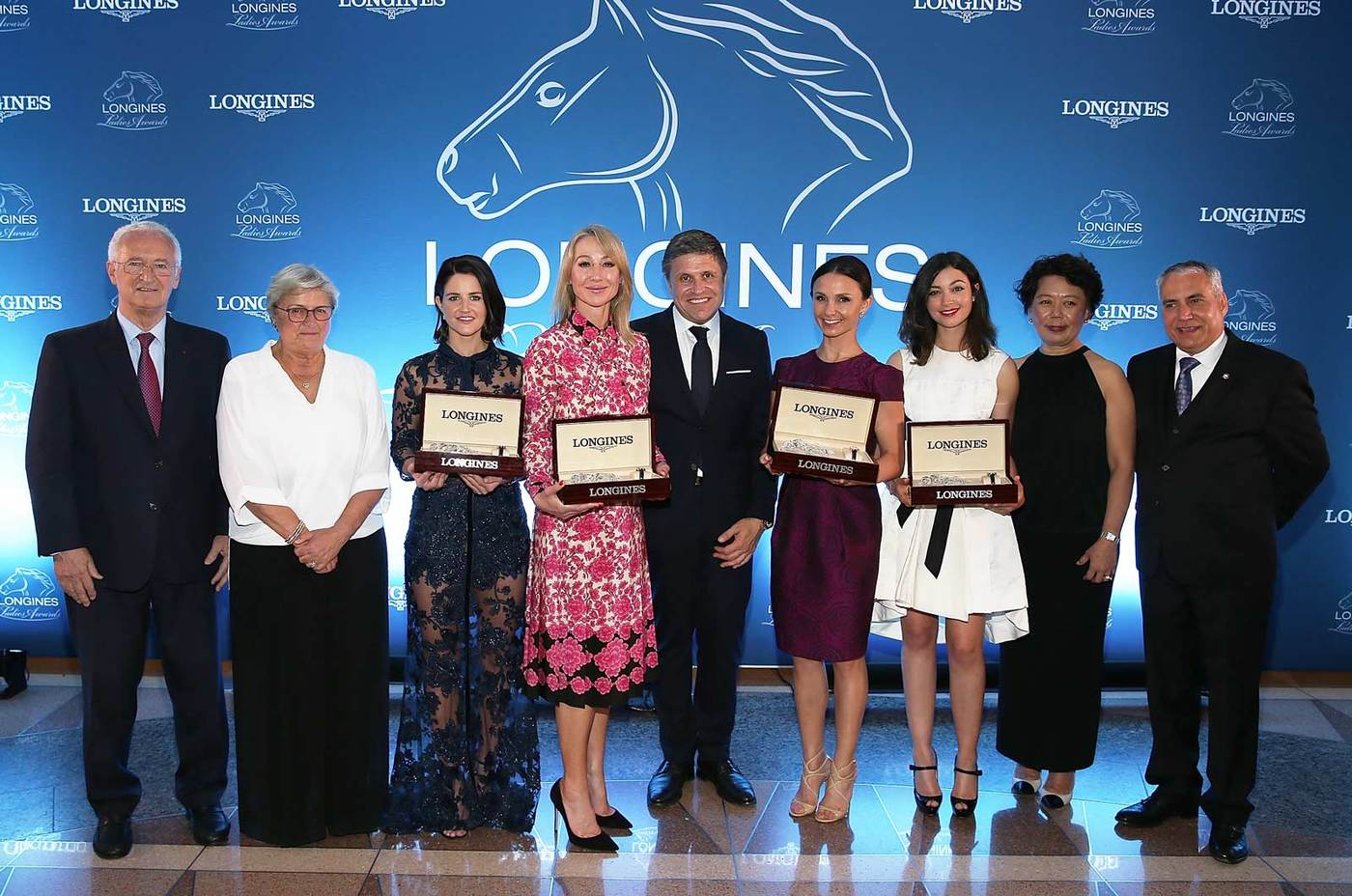 Longines Corporate Event: The Longines Ladies Awards Presented to Four Leading Women in the Equestrian World 4