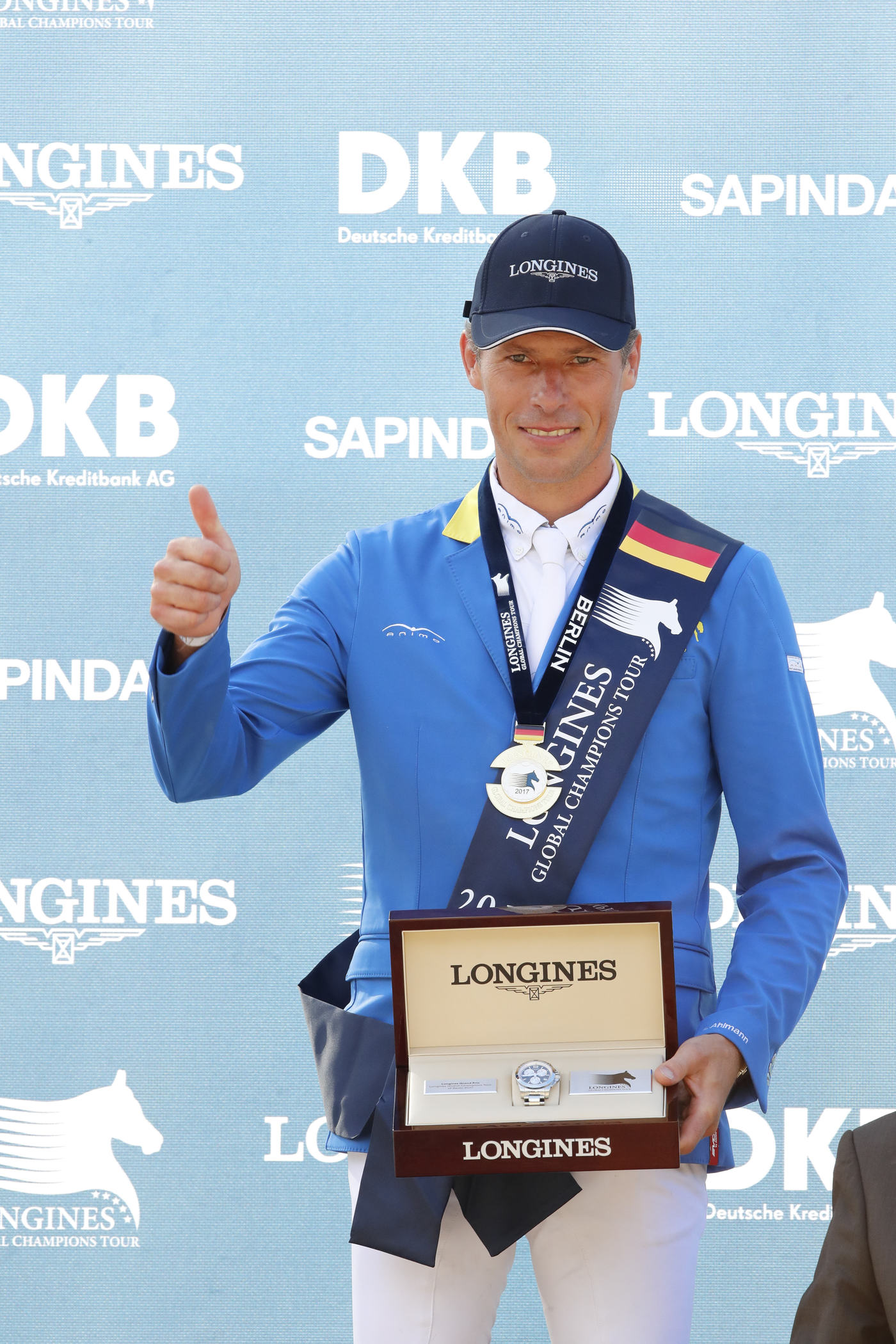 Longines Flat Racing Event: Berlin joined the Longines Global Champions Tour 8
