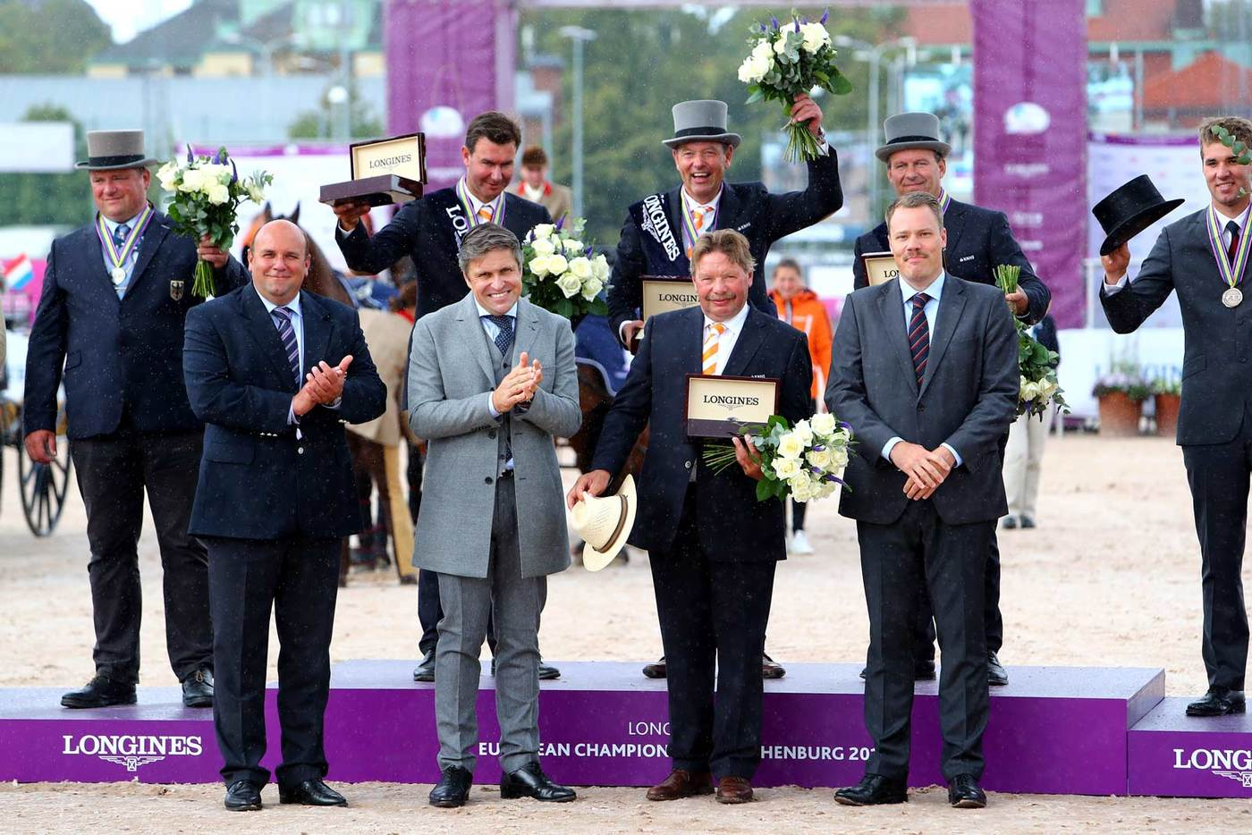Longines Show Jumping Event: The Longines FEI European Championships: performance at its peak   2