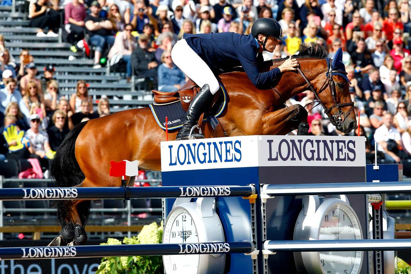Longines Show Jumping Event: The Longines FEI European Championships: performance at its peak   3
