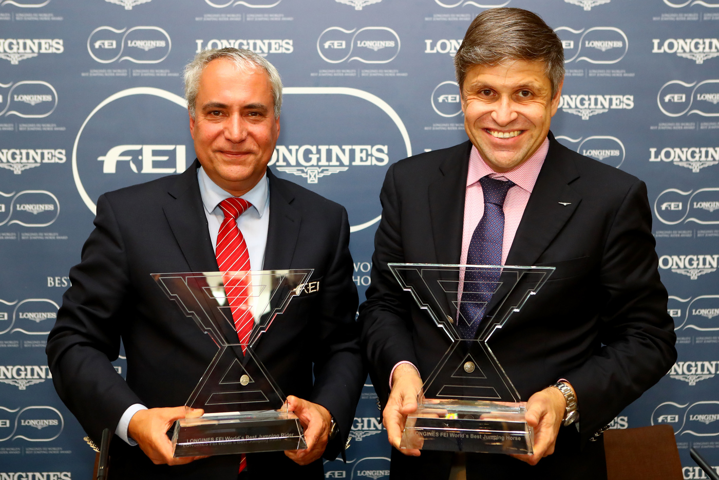 Longines Show Jumping Event: Longines and FEI reveal the Longines FEI World's Best Jumping Rider & Horse Awards 1