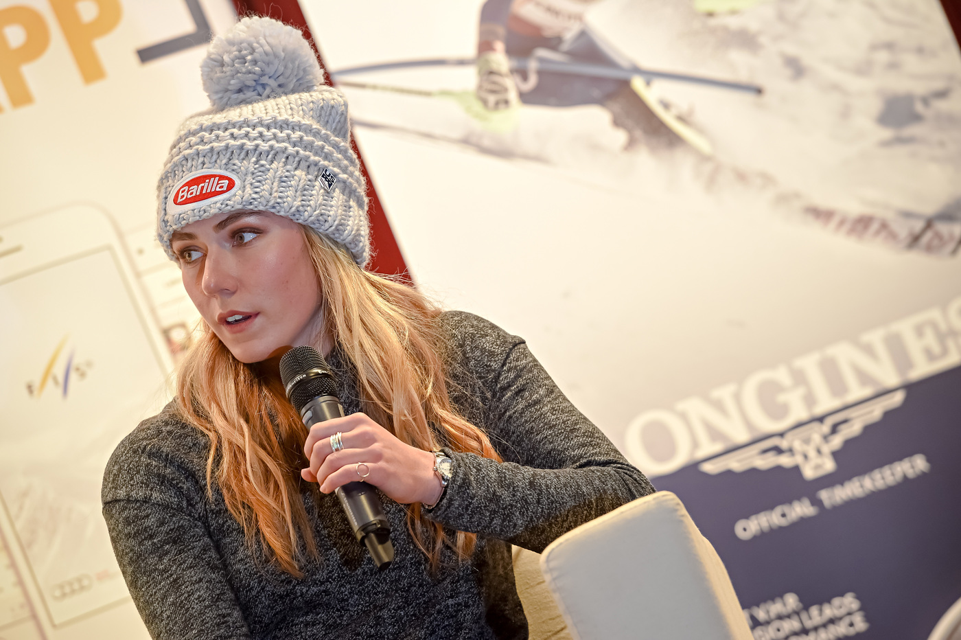 Longines Alpine Skiing Event: Longines' precision to serve the FIS World Cup with the new Conquest V.H.P. model 6